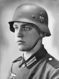Werner Goldberg, The Ideal German Soldier