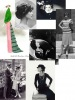 History of boyish fashion models