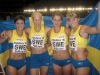 Swedish athlete team